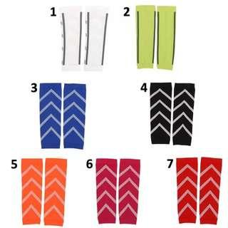 Free size $8 each pair compression calf sleeves New instock