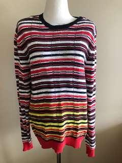 Carven cotton sweater, size 10, pre loved