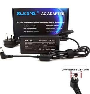 (1359) BLESYS 65W Asus EXA1203YH Charger EXA0703YH Asus Laptop Charger EXA1203YH Connector 5.5 x 2.5mm 19V 3.42A