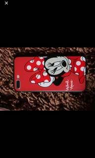 Iphone case new mini mouse merah