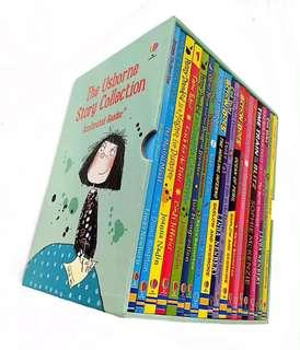 💥 NEW - The Usborne Story Collection 20 books