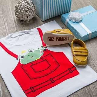 Christmas Gift Set *FREE Baby T-shirt* for Personalised shoes order