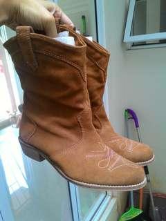 Sepatu Boot STRADIVARIUS