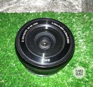 Ready Guys !!! Lensa Sony E-Mount 16-50 OSS Murahhh