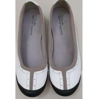 Clarks springers comfortable shoes