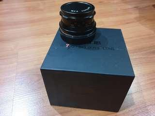 Lensa 7artisans 35mm f1.2 sony emount new