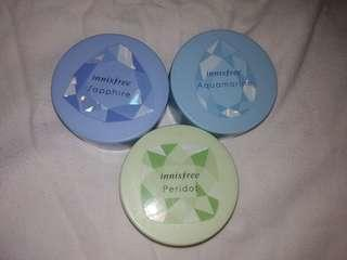 Take all Innisfree No Sebum Mineral Powder Lucky Limited Edition LAST PRICE
