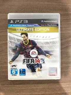 PS 3 FIFA 2015 Ultimate Edition