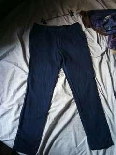 H&M Trousers/Pants php345 with sf