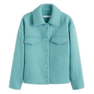 Mango wool jacket