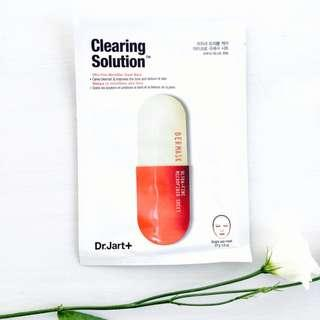 Dr. Jart+ Mask Micro Jet Clearing Solution