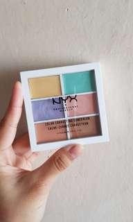 NYX Concealer Palette