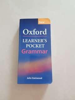 Oxford: Learner's Pocket Grammar