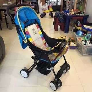 Seebaby lightweight stroller