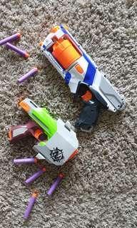 Nerf Strongarm & Zombiestrike