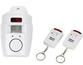 (1362) Home Security Remote Controlled Intruder Alarm Patent Protected Body Size YL-105