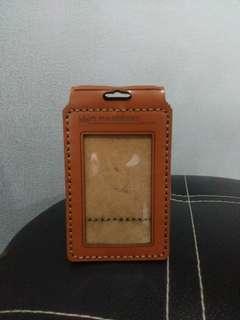 ID Card Holder Magnet bolak balik