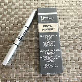 IT COSMETICS Brow Power Universal Eyebrow Pencil (Universal Taupe)