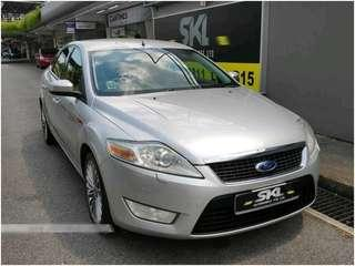 Ford Mondeo 2.3 4-Dr Auto