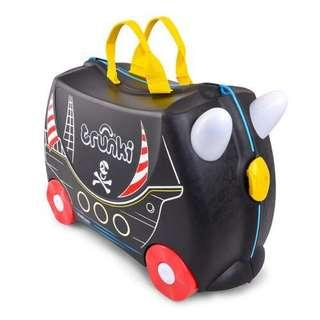 TRUNKI PEDRO THE PIRATE SHIP (TRAVEL LUGGAGE)