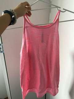 Lorna Jane Pink Top