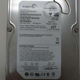 Seagate 160GB SATA Harddisk