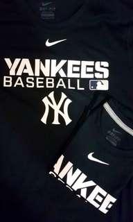 New York Yankees Dri-fit Tshirt (Nike X MLB)