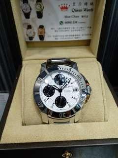 名仕錶 Chrono 熊貓面 自動 淨錶