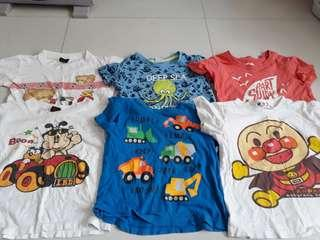 Boys tshirt bundle