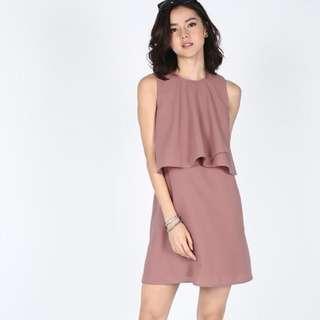 Datya overlay dress