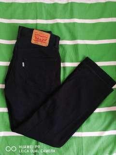Levi's 502 Authentic Jeans.  #OCT10