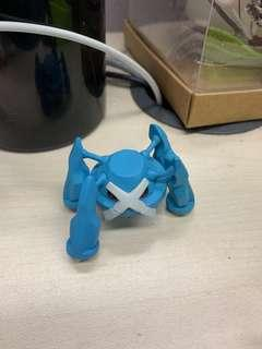 寵物小精靈 pokemon mc 巨金怪