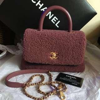 Chanel mini coco handle bag