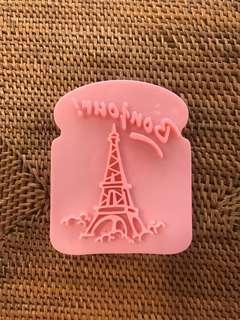 🍞巴黎鐵塔印花模(包郵)
