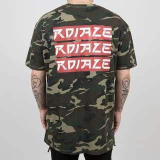 ROIALE | RED JAPANESE CAMO
