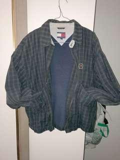 Vintage Tommy Bomber Jacket