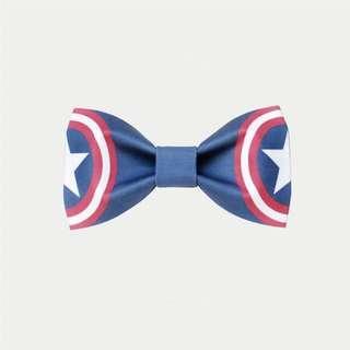 Brand New Captain America Bowtie
