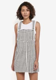 ✨[INSTOCK] CO checkered dungaree