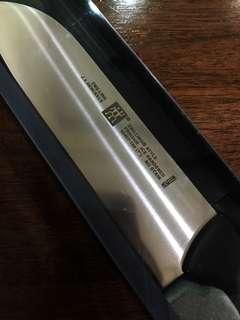 🚚 全新品。德國雙人牌 Zwilling Style 日式廚刀