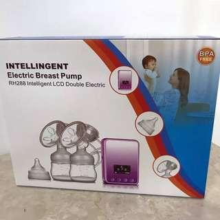 Double Intelligent Electric BPA Free Breast Pump
