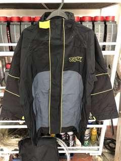 Motorcyclist Rain Coat - Trax