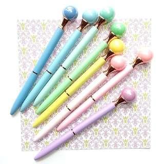 Pastel Ballpen Pens