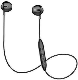 [E623] LSXD Bluetooth Headphones, V4.1 Magnetic Noise Cancelling Sweatproof Stereo Sport Wireless Earphones Earbuds Mic Compatible iPhone X/8/8 plus/7/6, Samsung S8/S7/S6 Android Smartphones