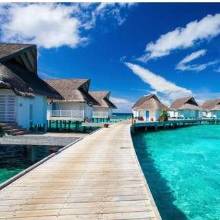 Centara Hotels and Resorts Maldives Stay 3 Pay 2