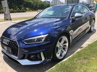 2017 AUDI RS5 3.0 V6 TWIN TURBO TFSI QUATTRO