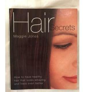 Hair Secrets- non-fiction- English book