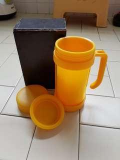 ♡ BNIB Yellow Mug