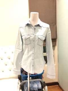 🌟H&M Denim Shirt