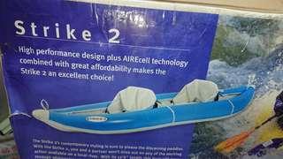 充汽式雙人獨木舟
