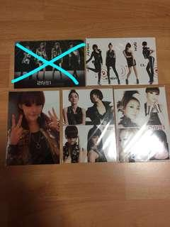[FREEBIE] 2ne1 photocards